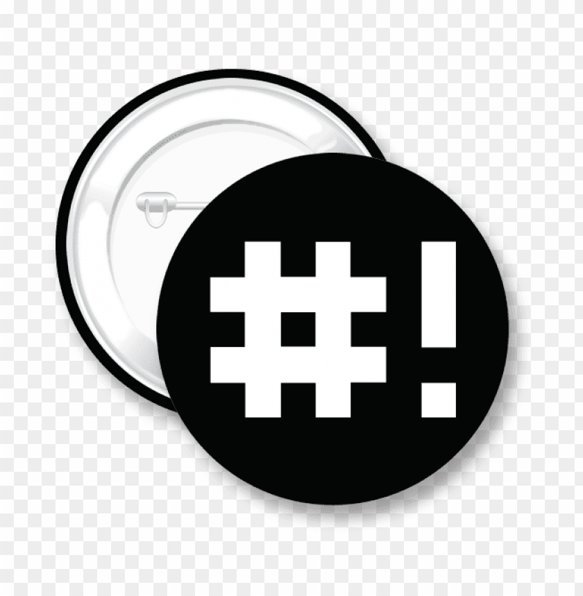 button pins PNG image with transparent background.