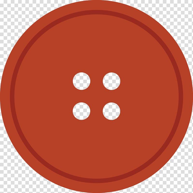 Button Clothing , Clothes button transparent background PNG.