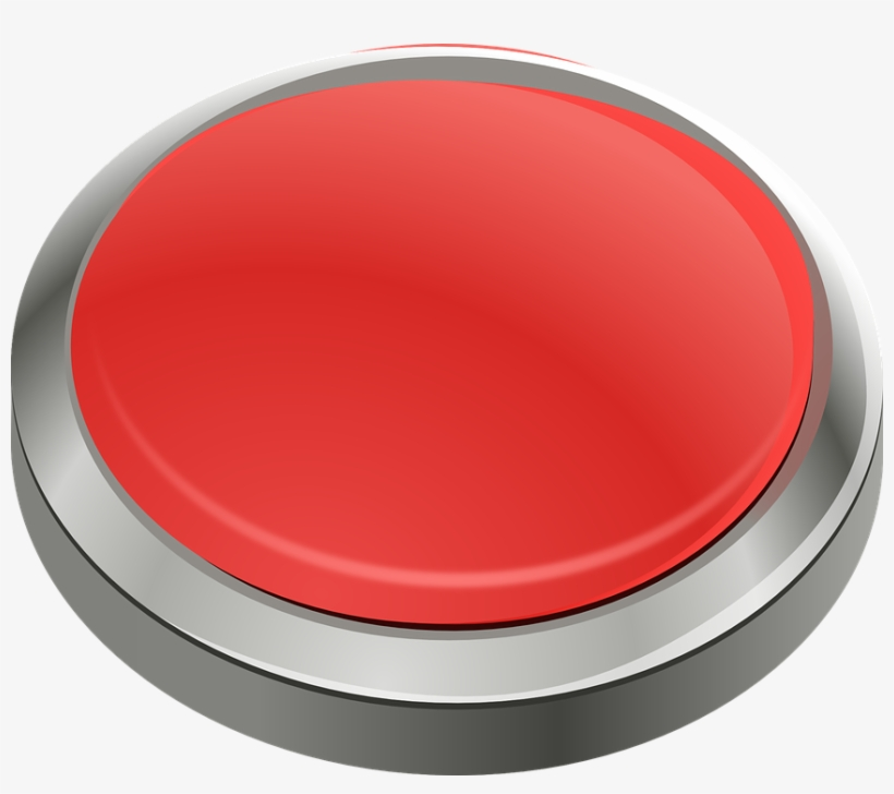 Buttons Clipart Red Button.