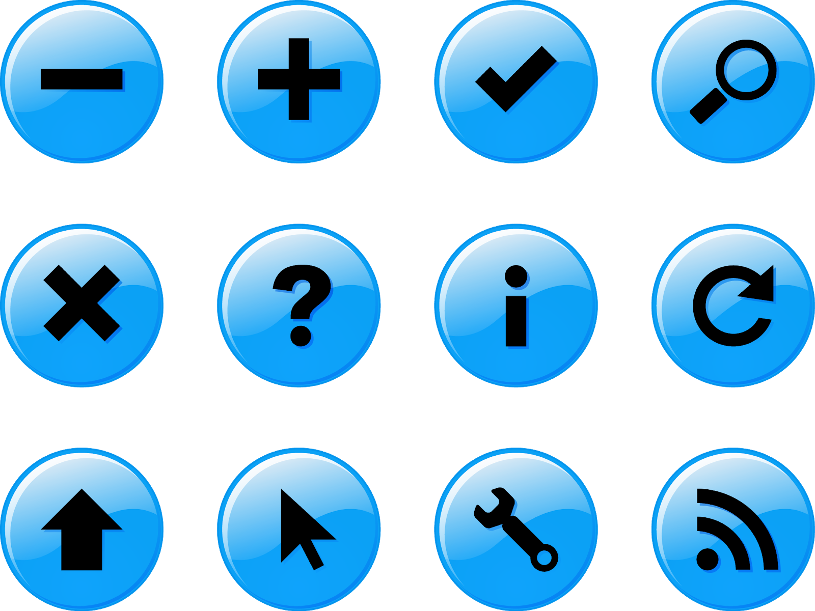 buttons icons web download svg eps png psd ai vector color free.