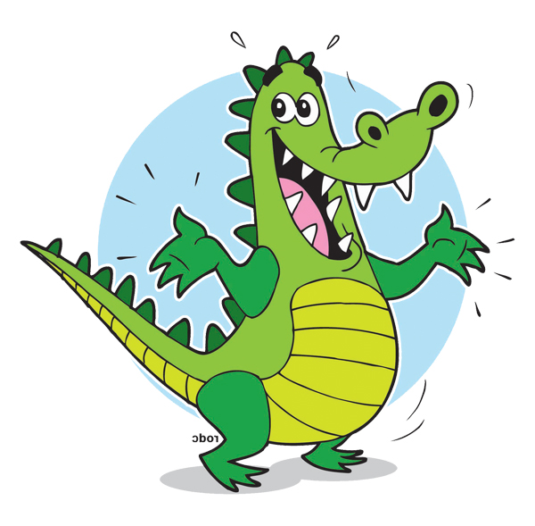 Crocodiles aren\'t really greedy.