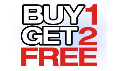 Buy 1 get 1 free png 7 » PNG Image.