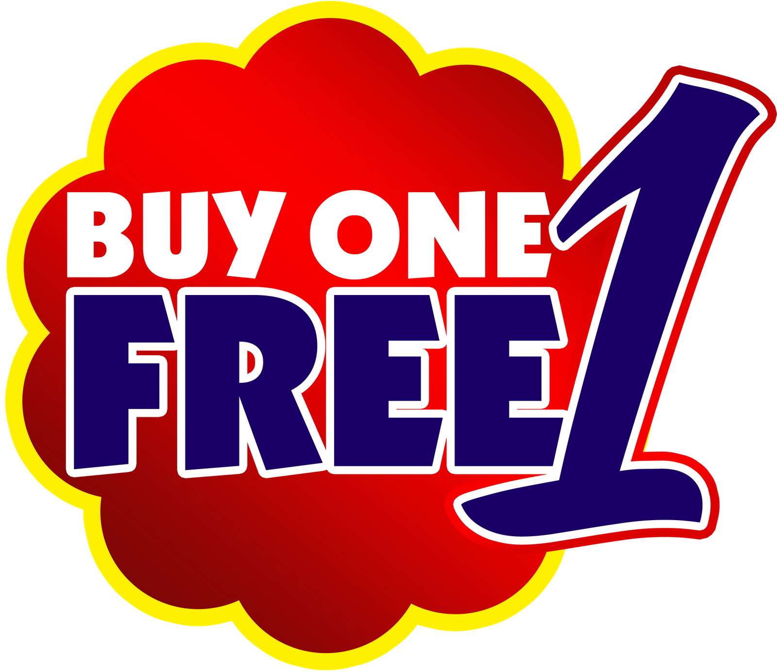 Buy 1 Get 1 Free PNG Images Transparent Free Download.