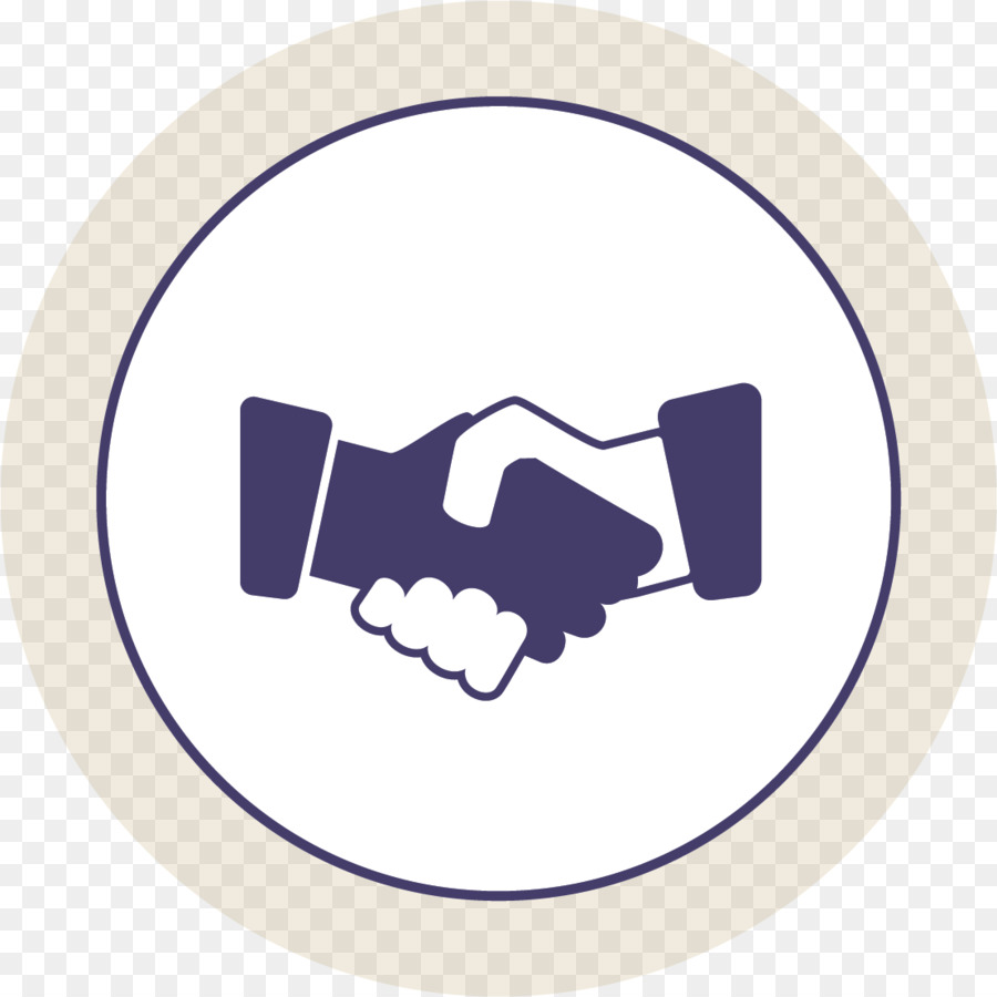 Business Hand png download.
