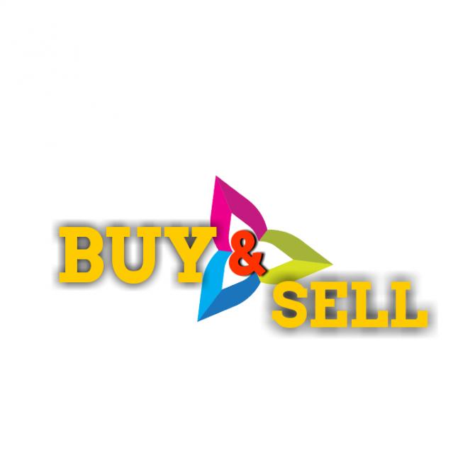 Logo buy sell.