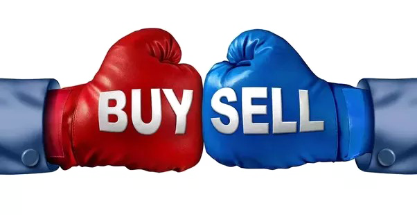 Buy And Sell PNG HD.