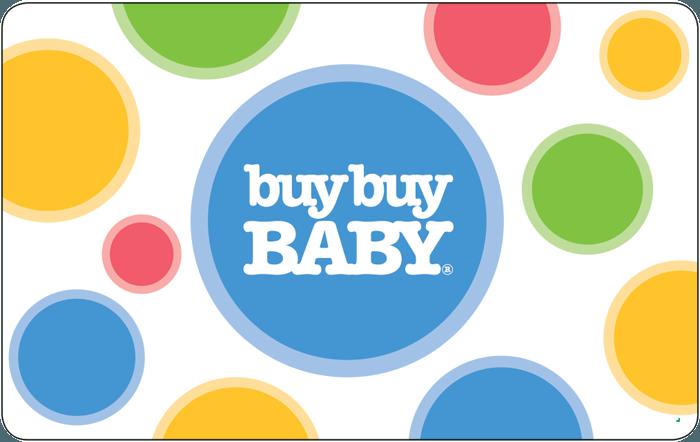 Buy Buy Baby Gift Card.
