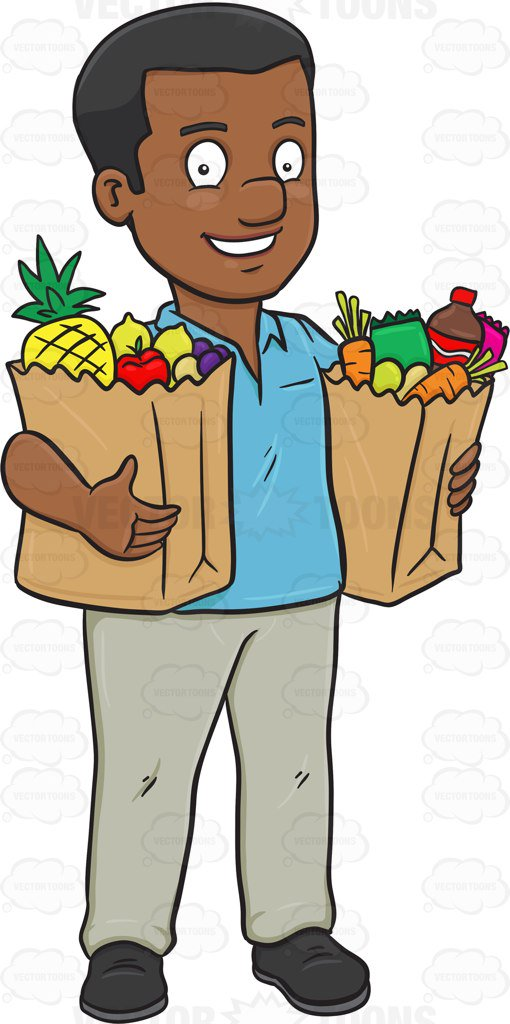 Buy clipart grocery delivery.