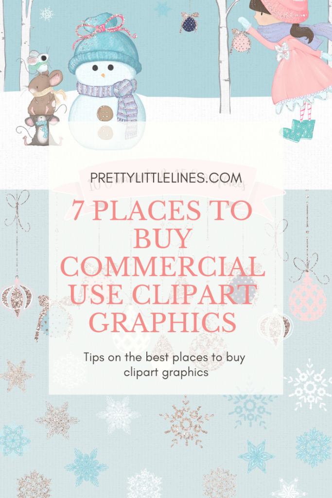 7 Best Places To Buy Commercial Use Clipart Graphics.