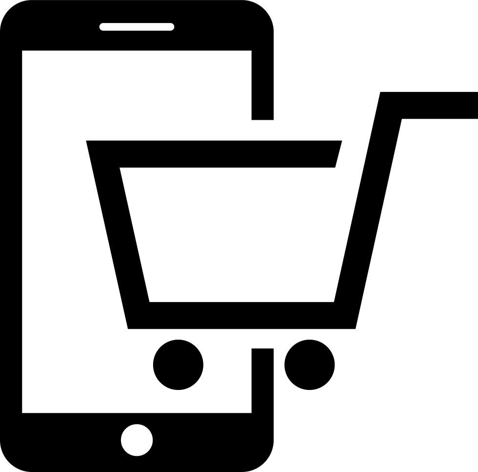 Buying On Smartphone Svg Png Icon Free Download (#62225.