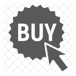 Buy now button Icon.