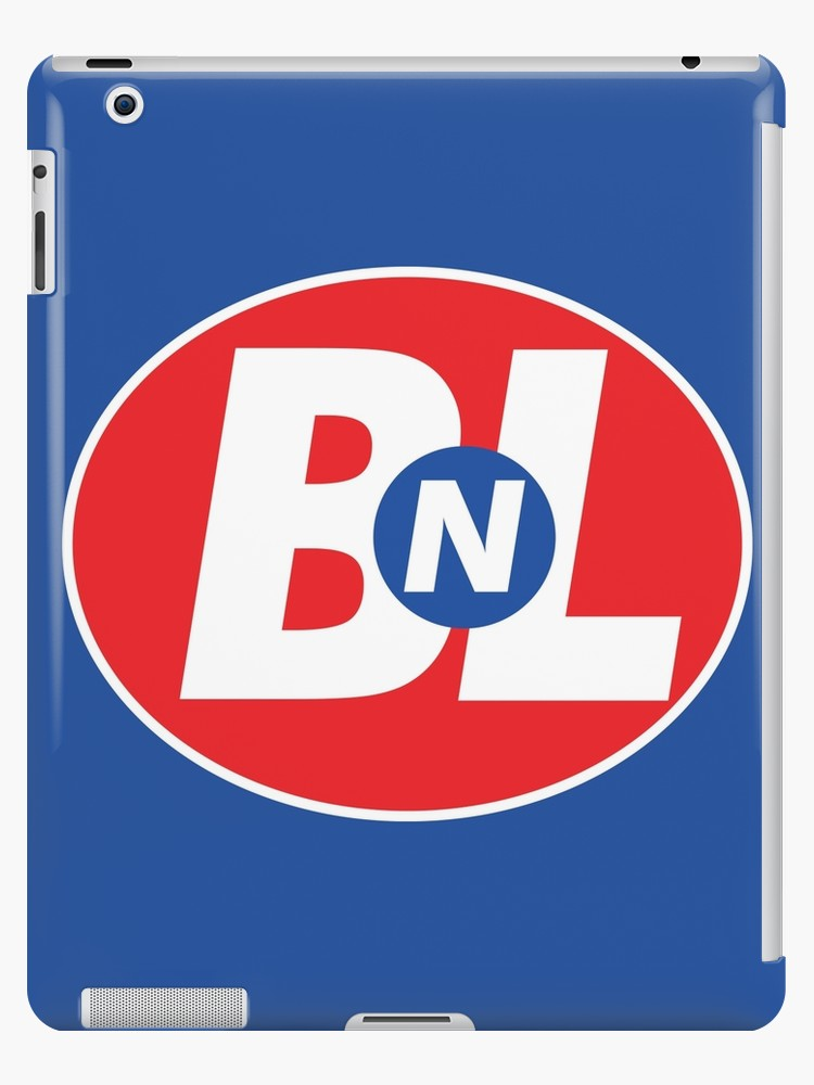 \'Buy N Large Logo (Original) 01\' iPad Case/Skin by Chloé Fortin Côté.