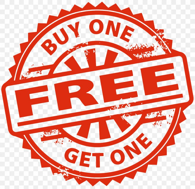 Buy One, Get One Free Stock Photography Clip Art, PNG.