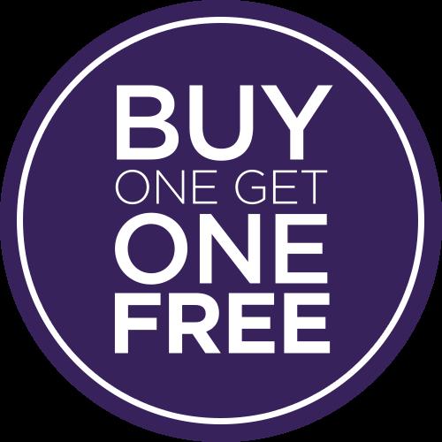 Buy 1 Get 1 Free PNG Transparent.