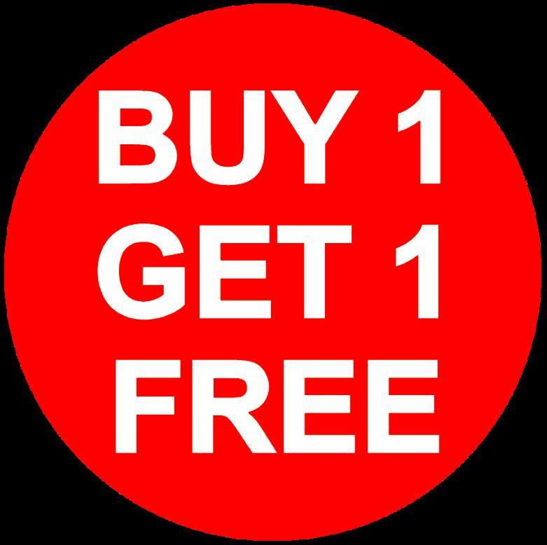 Buy 1 Get 1 Free PNG Images Transparent Free Download.