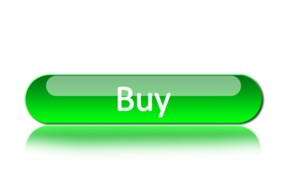 Green button glassy buy png #41293.