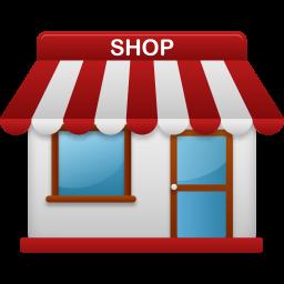 Shop Icon.