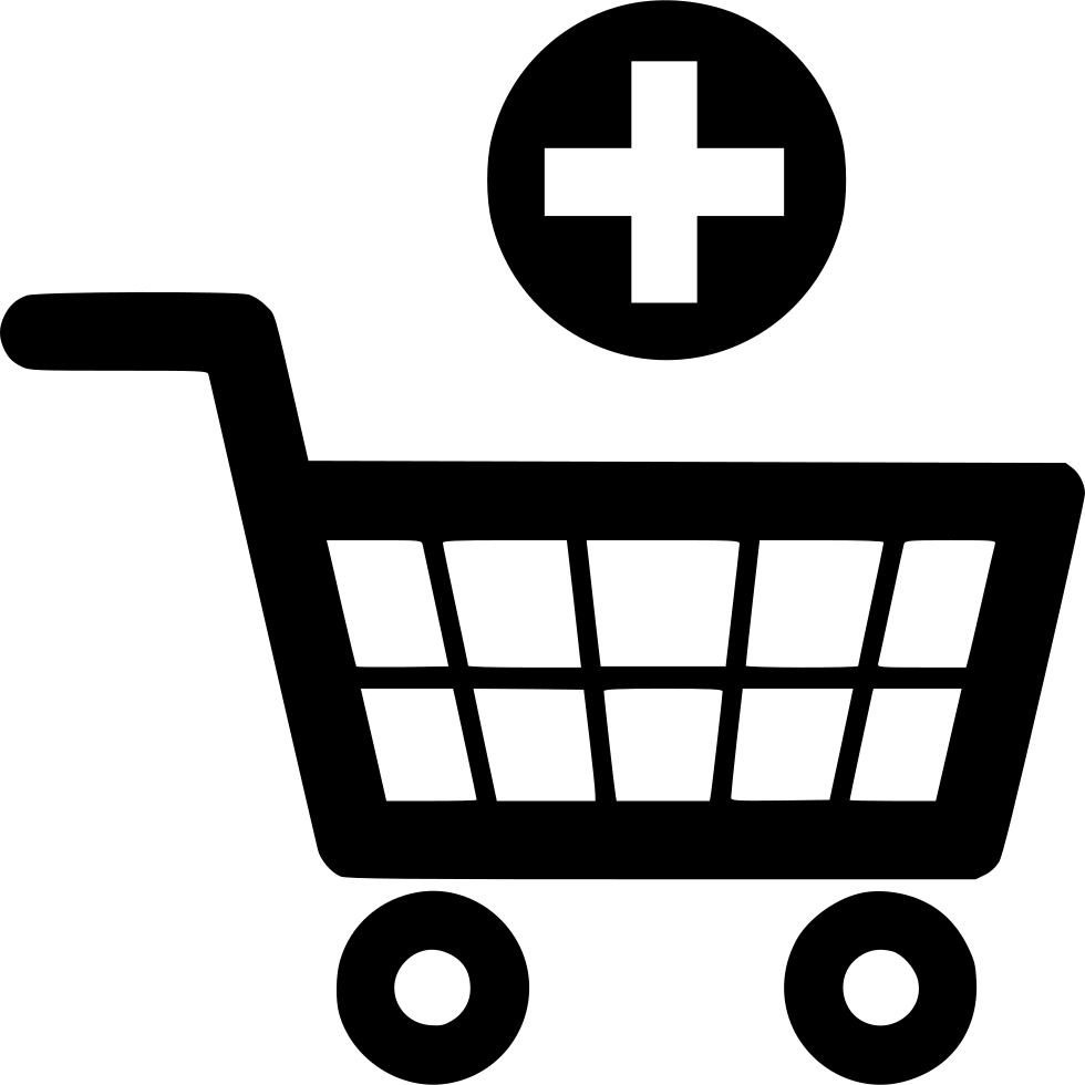 Buy Shopping Cart Add Product Svg Png Icon Free Download (#561093.