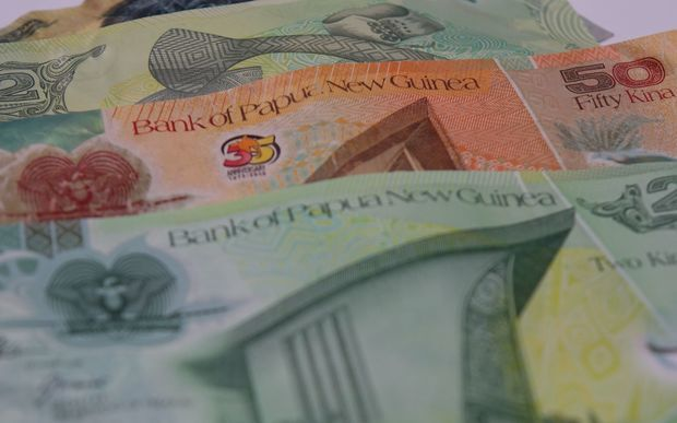 Inflation threat after PNG central bank prints money.