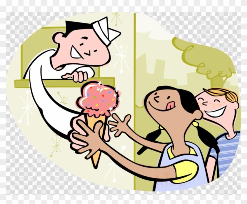 Cartoon Ice Cream Man Clipart Ice Cream Cones Atlanta.