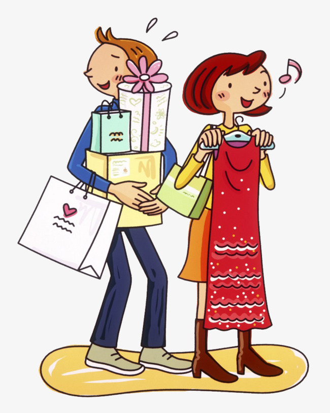 Buying clothes clipart 7 » Clipart Station.