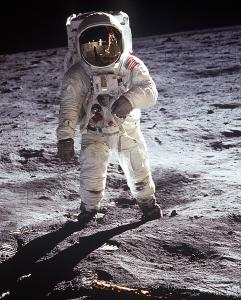 Buzz Aldrin Apollo 11 Clip Art Download.