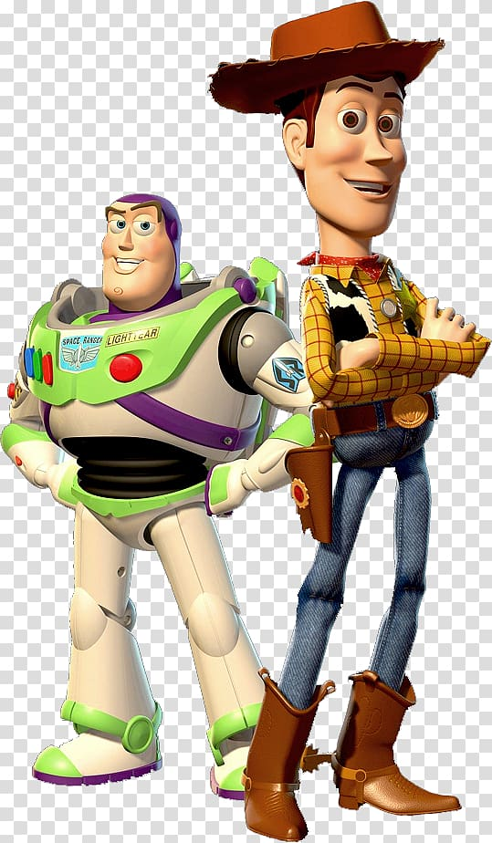 Disney\'s Toy Story Woody and Buzz Lightyear, Toy Story 3.