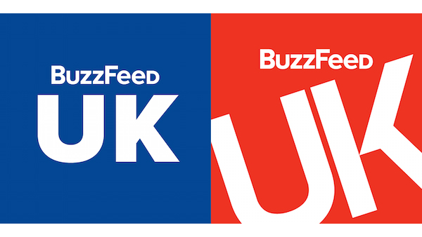 BuzzFeed UK\'s New Logo And Typeface Takes After Its.