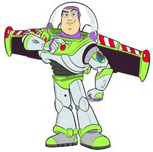 Buzz Lightyear Clipart.