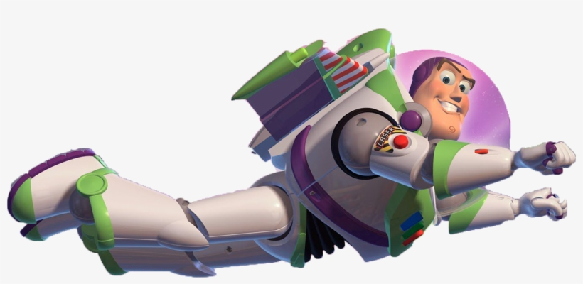 Download Free png buzz lightyear flying png.