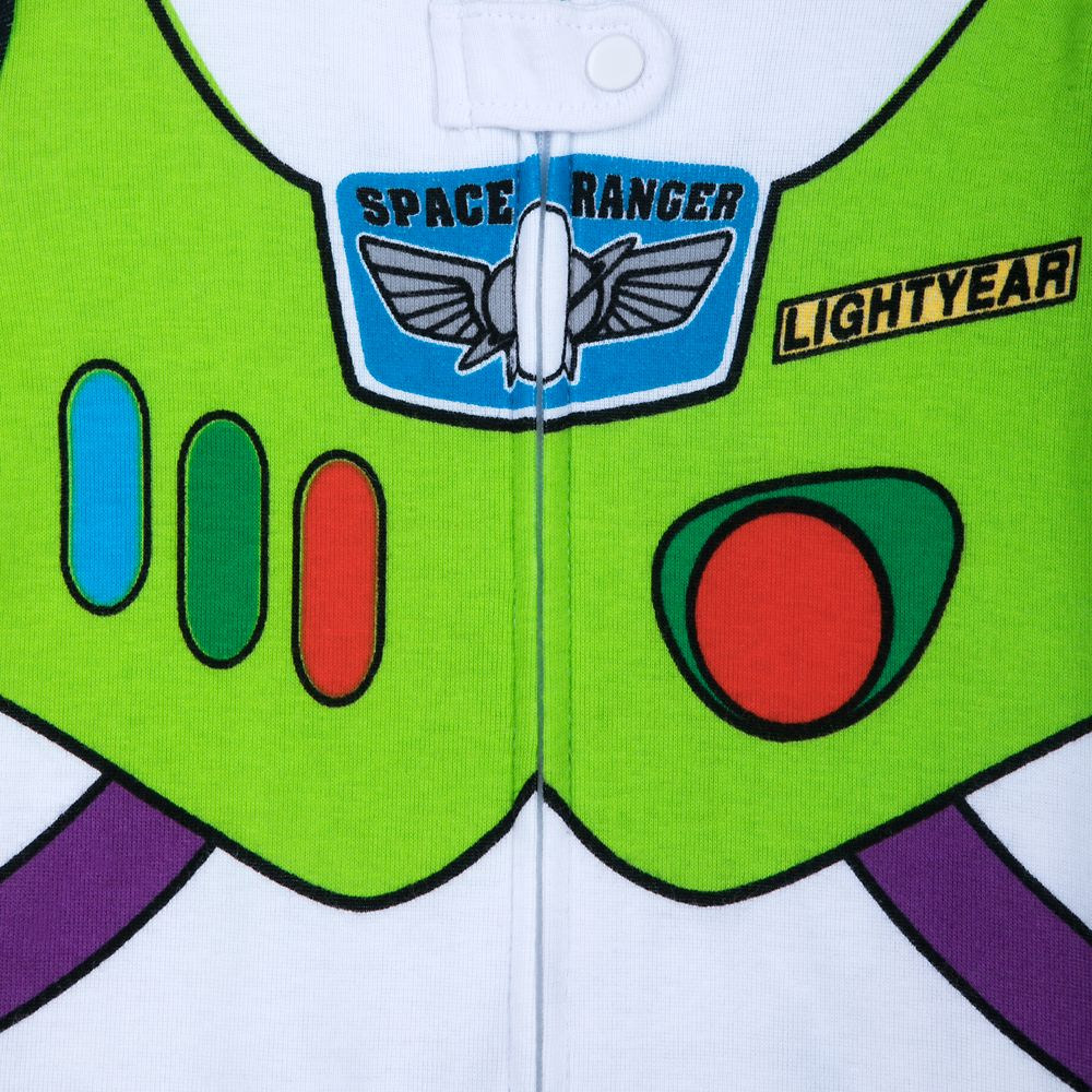 Buzz Lightyear Costume Stretchie for Baby.