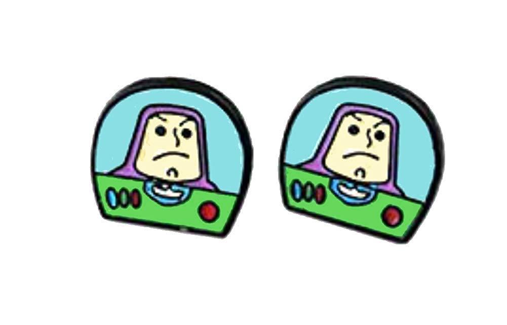 Amazon.com: Toy Story Buzz Lightyear Logo Superhero Cartoon.
