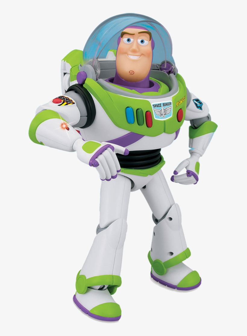 New Action Figure Character Buzz Lightyear.