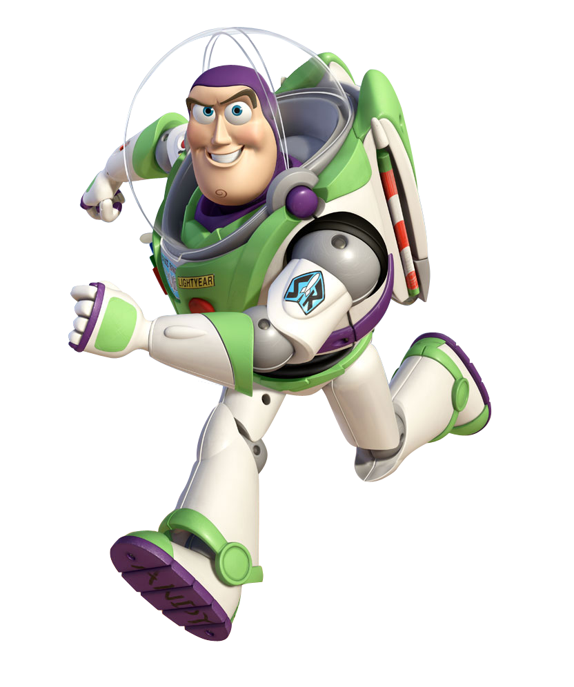 Download Buzz Lightyear Transparent Images PNG For Designing.
