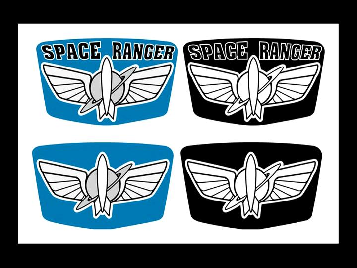 Space Ranger Logo.