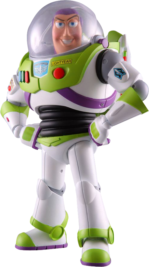 Download Buzz Lightyear Background PNG.