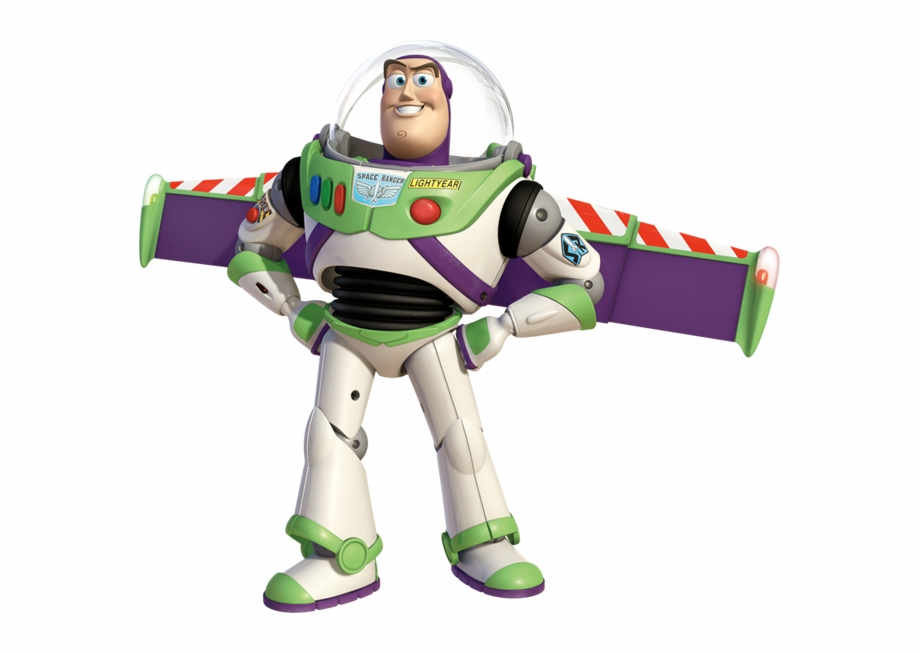 Download Buzz Lightyear Png Transparent Picture.
