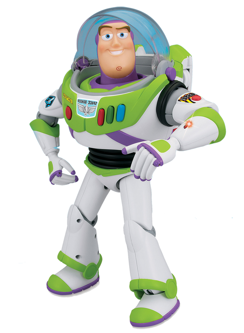 Download Free png Buzz Lightyear PNG File.