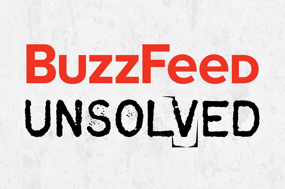 BuzzFeed Unsolved.