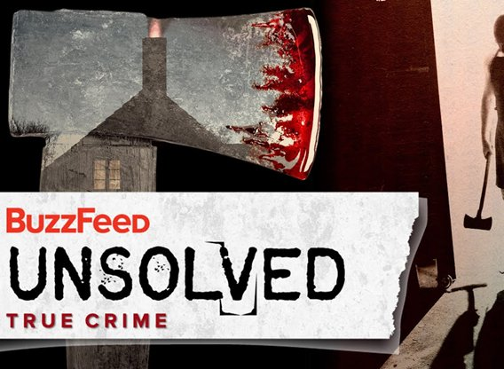 BuzzFeed Unsolved: True Crime TV Show.