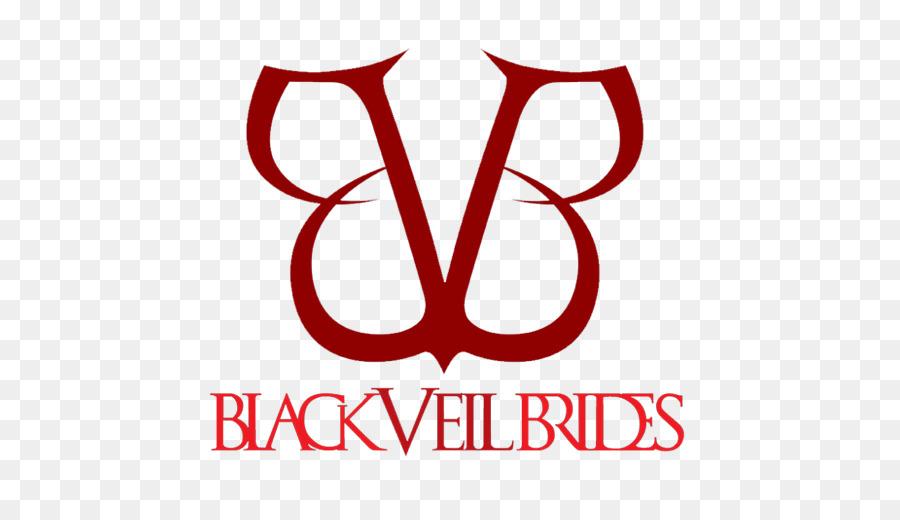 Logo Brand Black Veil Brides Font Clip art.