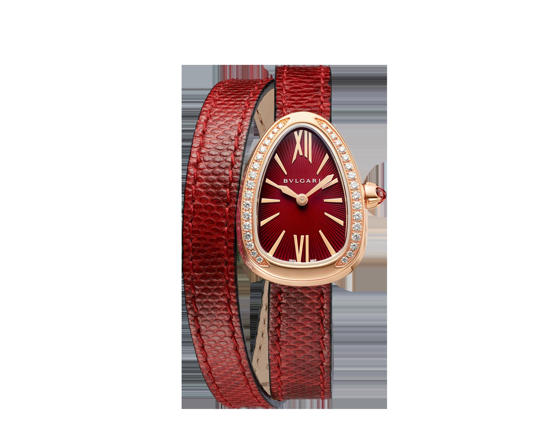 Serpenti Watch.
