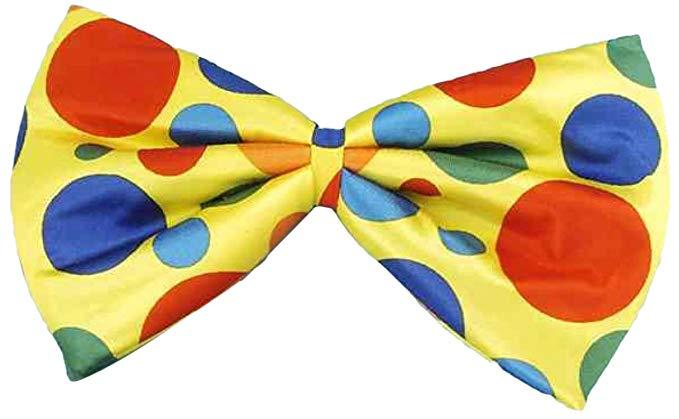 Bowtie clipart clown, Bowtie clown Transparent FREE for.