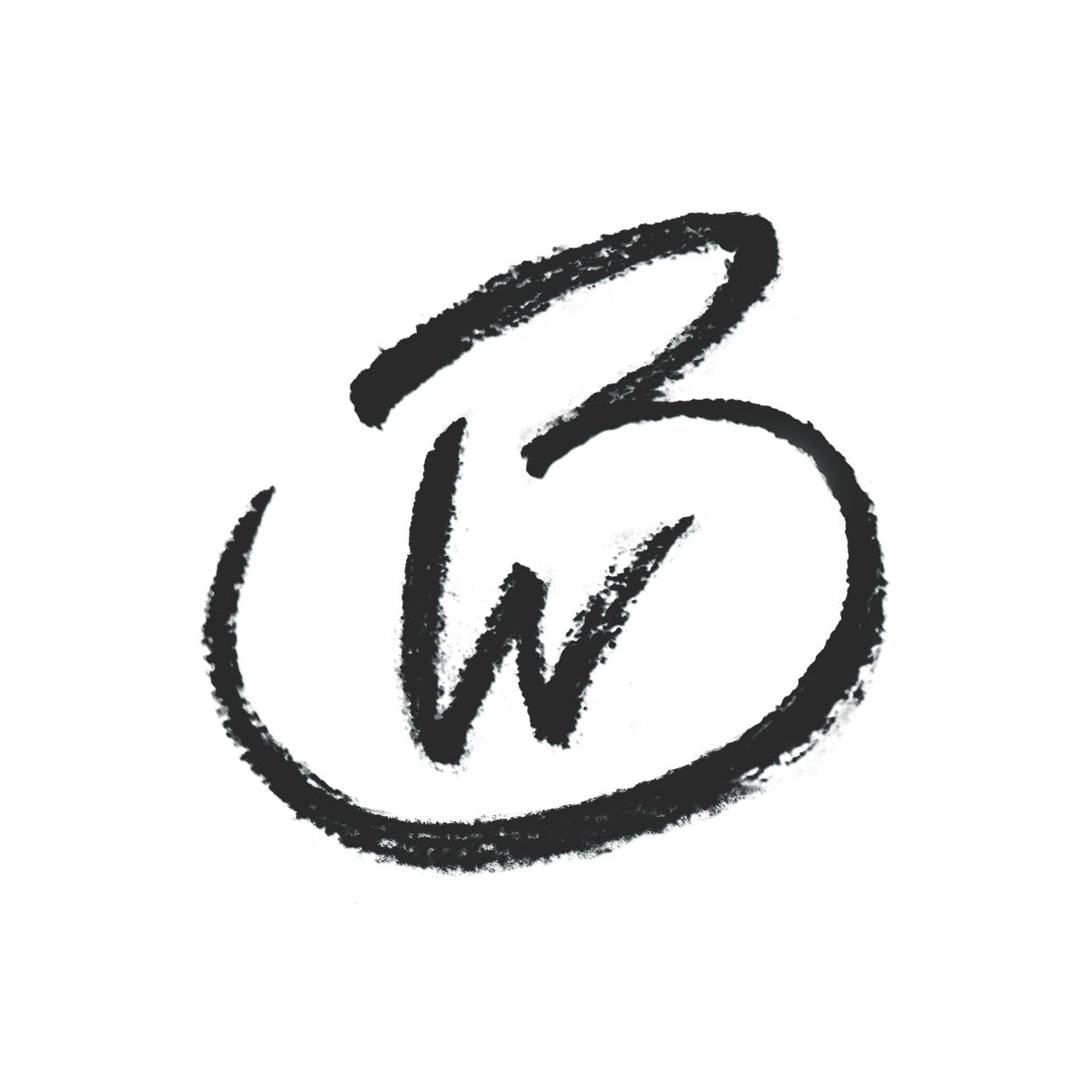 My Freelance Design Logo on White. BW Design. : logodesign.