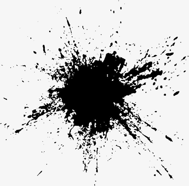 Black Splash Pigment in 2019.