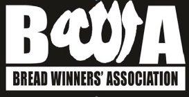 BWA BREAD WINNERS\' ASSOCIATION Trademark.