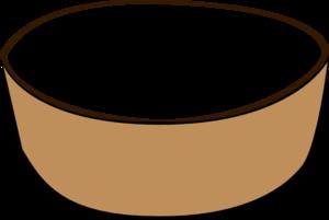 Empty Bowl Clip Art.