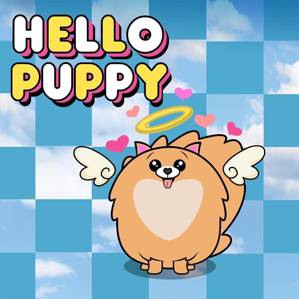 Hello Puppy.