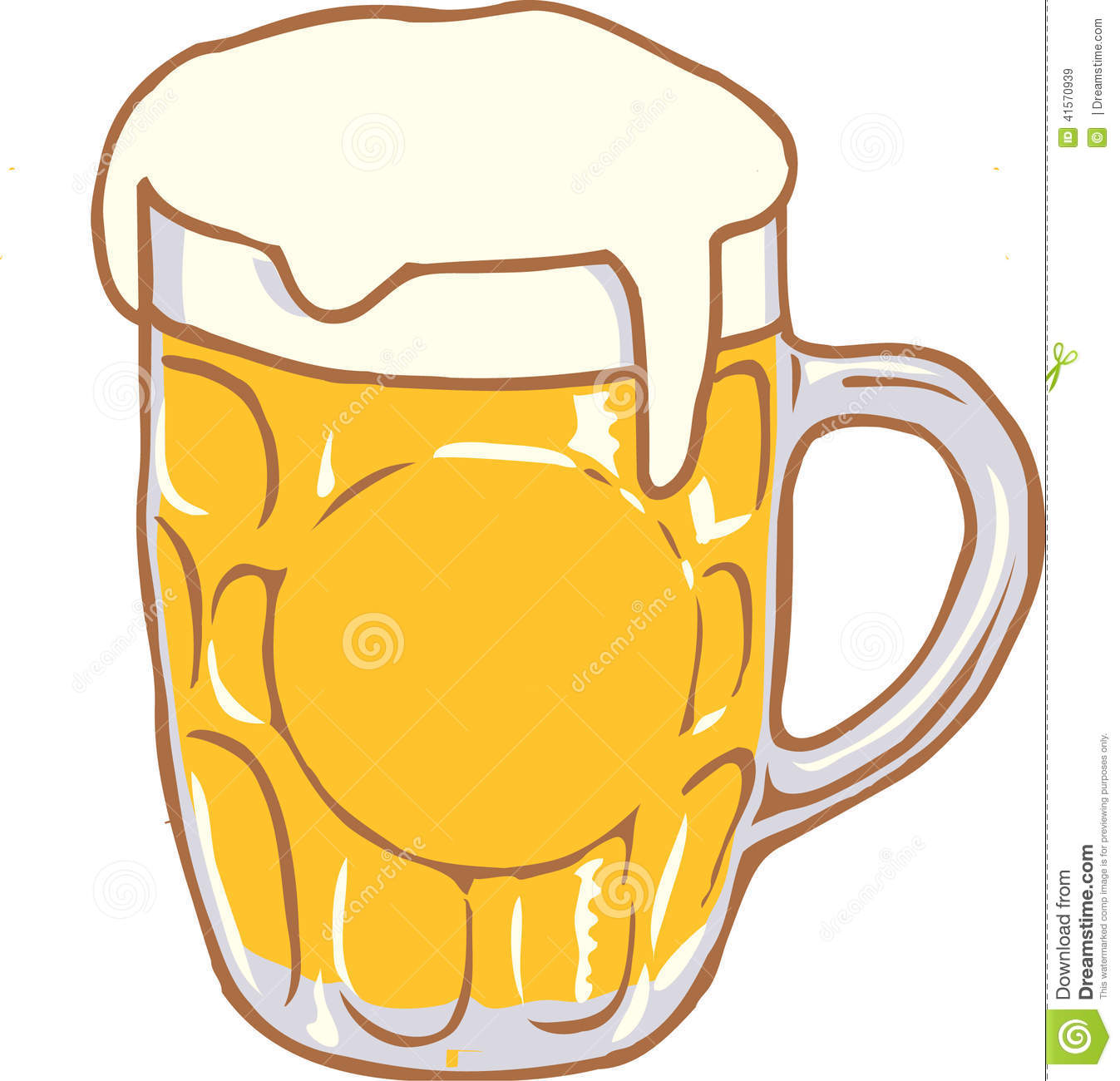 Beer Clipart Royalty Free Stock Photos.
