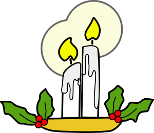 Clipart candle light.